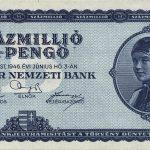 Hiperinfláció 5. rész: 1946 július – hiperinfláció a négyzeten: világcsúcsot döntünk