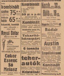 NSz 1946 06 21 hirdets kicsi