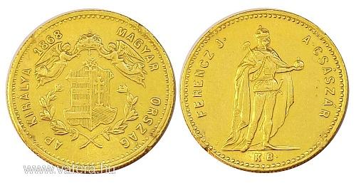 1868 dukat magyar