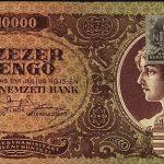 Hiperinfláció 2. rész: 1945 őszén vágtatni kezd az infláció