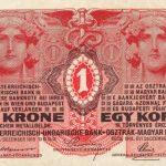 Az I. világháború hatása a pénzügyeinkre