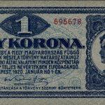 Államjegyek és Állami Jegyintézet 1921