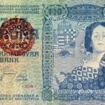 100 éve, 1920 márciusában bélyegezték felül a korona bankjegyeket