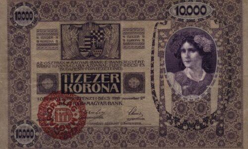 A legmagasabb vásárlóértékű bankjegyek Magyarországon