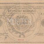 Önálló pénzrendszerünk első bukdácsolásai: Károlyi kiútkeresése