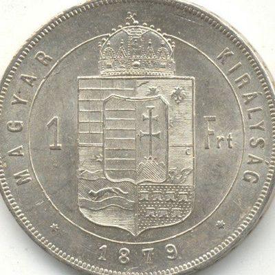 1 o.é. forint 1879