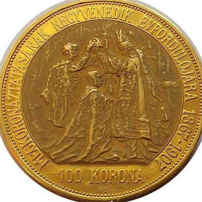 100 korona 1907